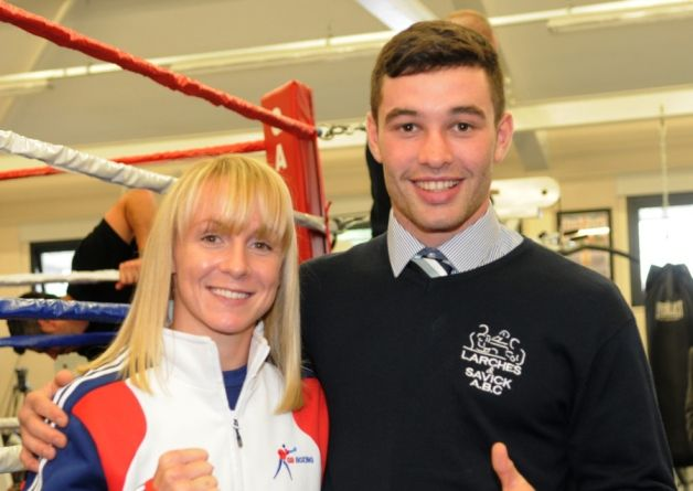 Scott Fitzgerald's dream of defending his National ABA title has ended after he suffered a surprise defeat at the weekend.