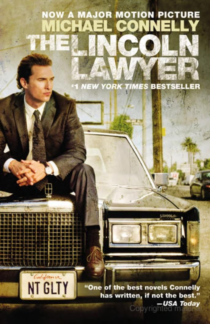 The Lincoln Lawyer A Novel Michael Connelly Google Books
