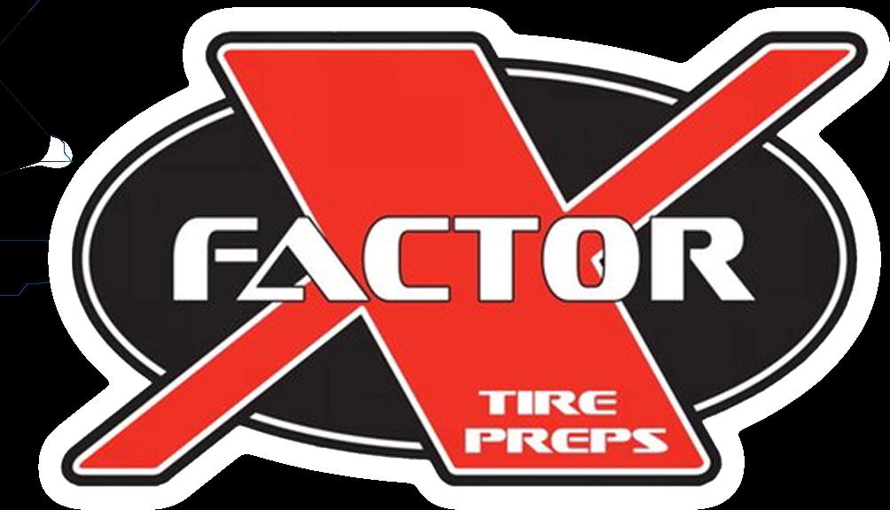 XFactor Tire Preps Sport team logos