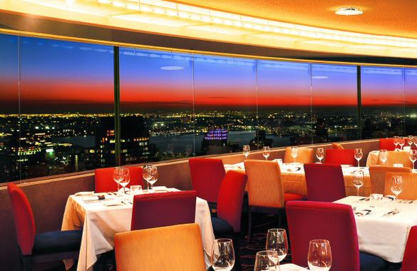 The View Restaurant Makes One Of Best Cosmopolitan S In New York Is