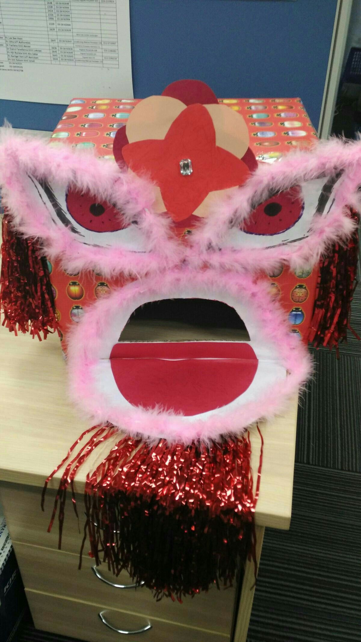 Pin By J Peters On Room 1 May And June Chinese New Year Crafts For Kids Dance Crafts Lion Craft