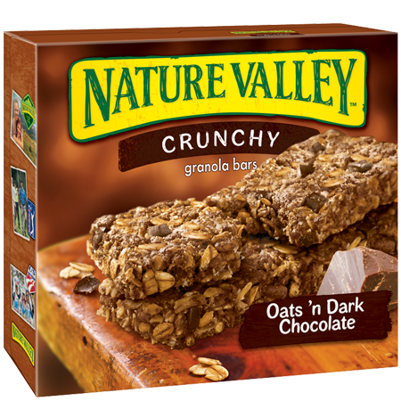 Nature Valley Oats And Honey Nutrition Label Nature Valley Crunchy Granola Bars Nature Valley Granola Granola Bars