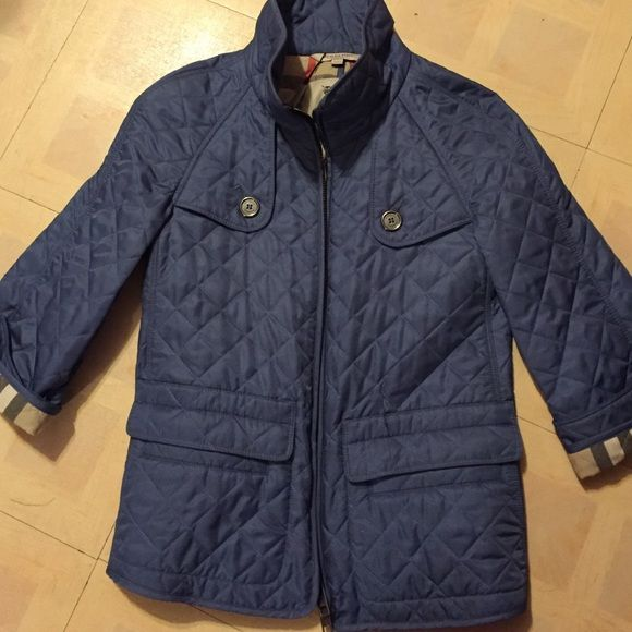 Burberry quilted jacket | Burberry quilted jacket, Quilted jacket ... : burberry purple quilted jacket - Adamdwight.com