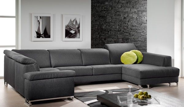 Living Room Designs, Appealing Living Rooms Design Ideas In Grey Theme With  Captivaating Artwork And Accents: Arresting Grey Room Designs