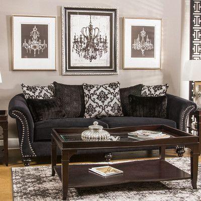 Sage Avenue Alexander Sofa decorate in 2018 Furniture, Sofa