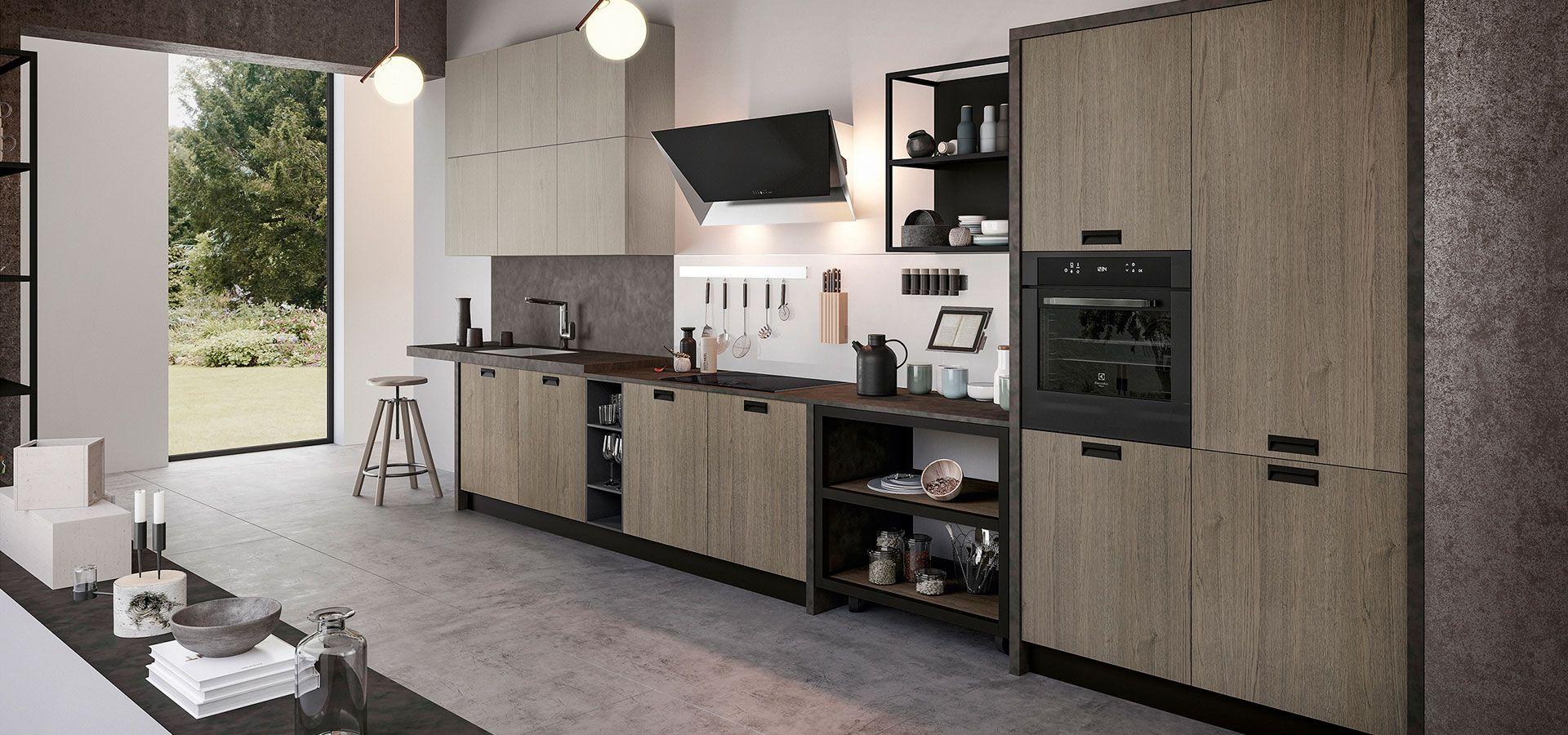 Cuisine moderne ASIA - Arredo3   cucina   Pinterest   Asia, Kitchens ...