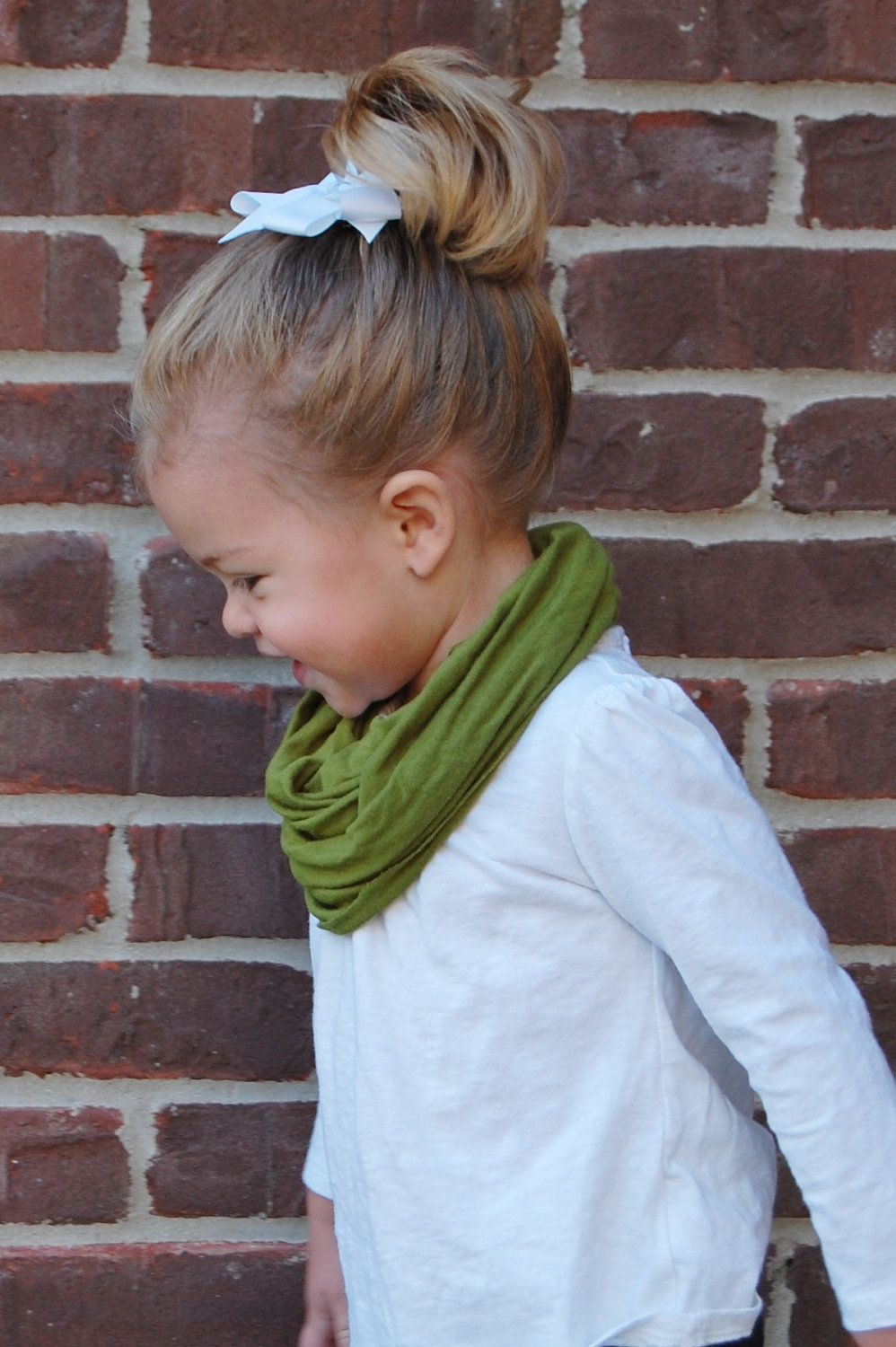 Toddler Infinity Scarf, adorable Baby infinity scarves