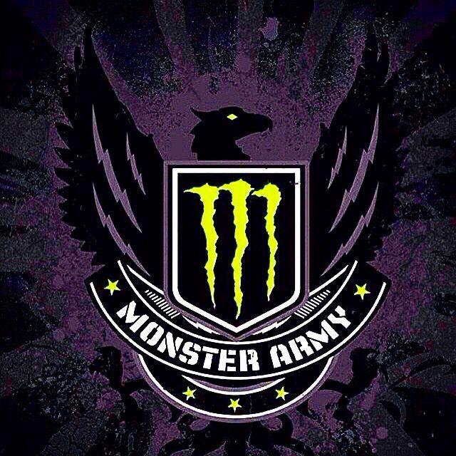 Monster Monster Energy Army Wallpaper Monster Energy Drink Logo