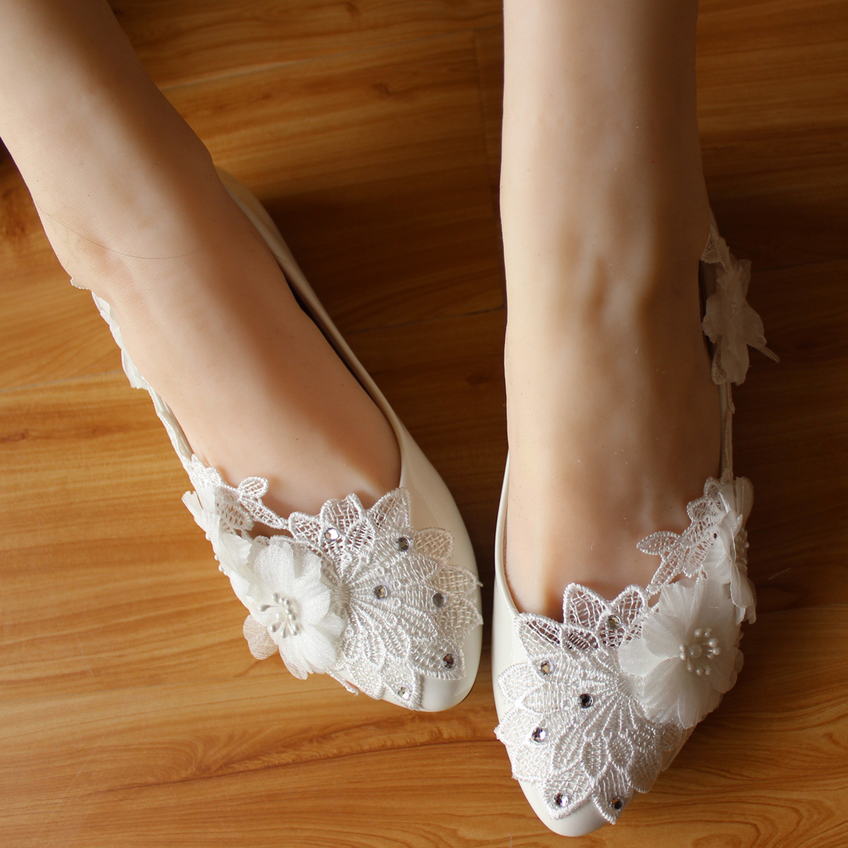 a5d5ac609a45 Wedding Shoes Bride · 41.00  Watch here - http   viwmd.justgood.pw vig