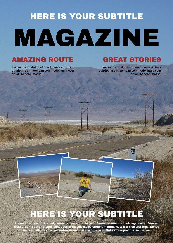 cover reisemagazin titelseite reisemagazin cover fotobuch magazin cover jetzt kostenlos. Black Bedroom Furniture Sets. Home Design Ideas