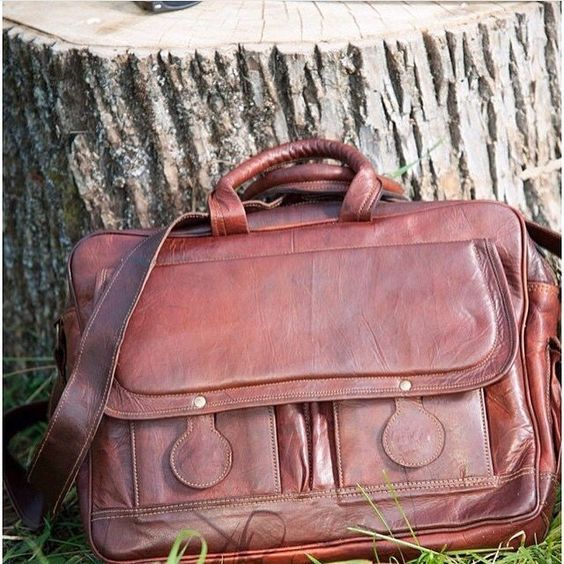 Leather Men's BusinessBag