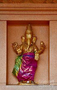 Ganesh Photograph - Ganesha by Louise Heusinkveld