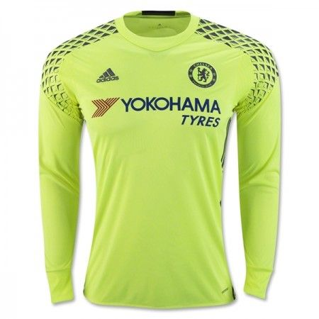 #Chelsea 16-17 Målmand Hjemmebanesæt Lange ærmer,245,14KR,shirtshopservice@gmail.com