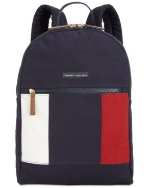 a71086ccd1 TH Flag Backpack in 2019 | Products | Tommy hilfiger bags, Tommy ...