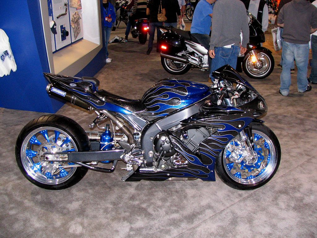 Extreme Custom Sport Bike 10 By Drivenbychaos On Deviantart