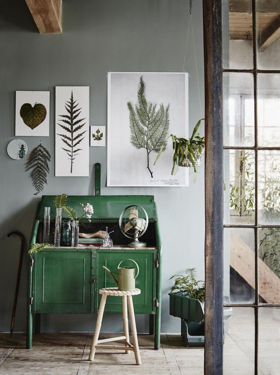 Woontrend van 2016: Botanical Home | Design trends, Interiors and ...