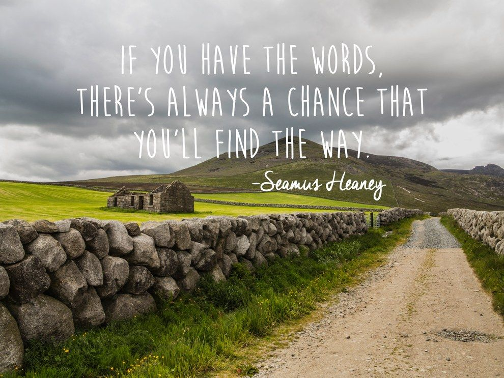 High Quality 17 Of The Most Beautiful Quotes From Irish Writers