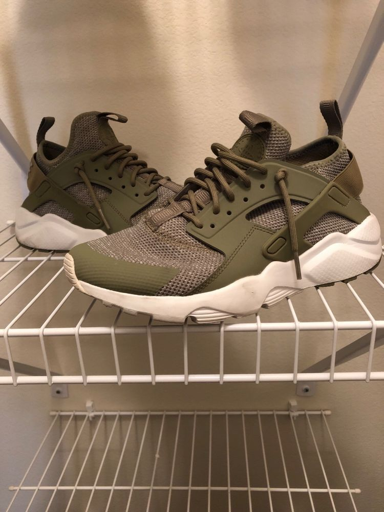 Nike Air Huarache Ultra (819685 002) Men's Shoes Forest