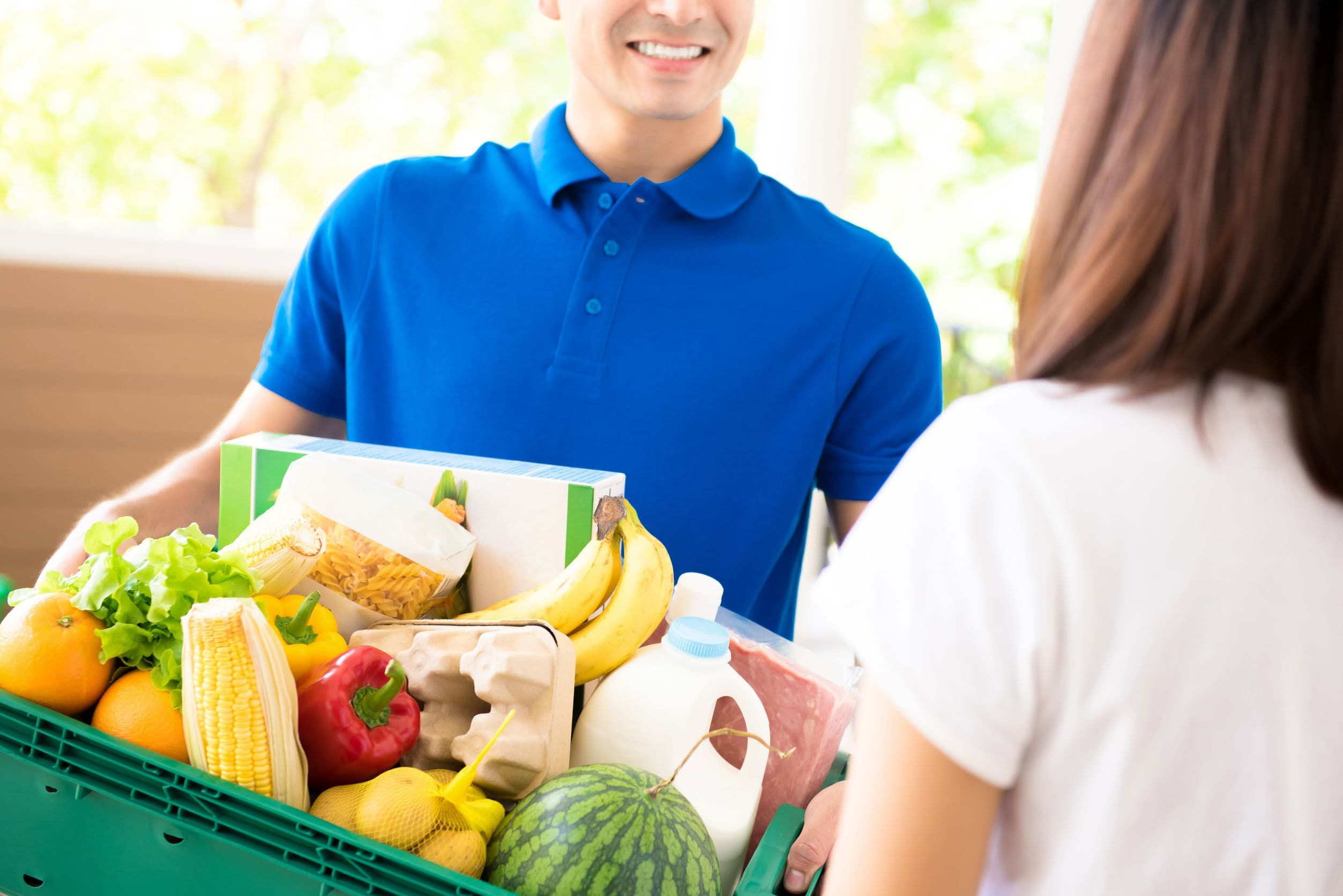 4 Best Practices for Shipping Food Grocery delivery