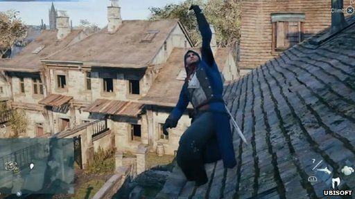 Ubisoft apologises for Assassin's Creed Unity bugs