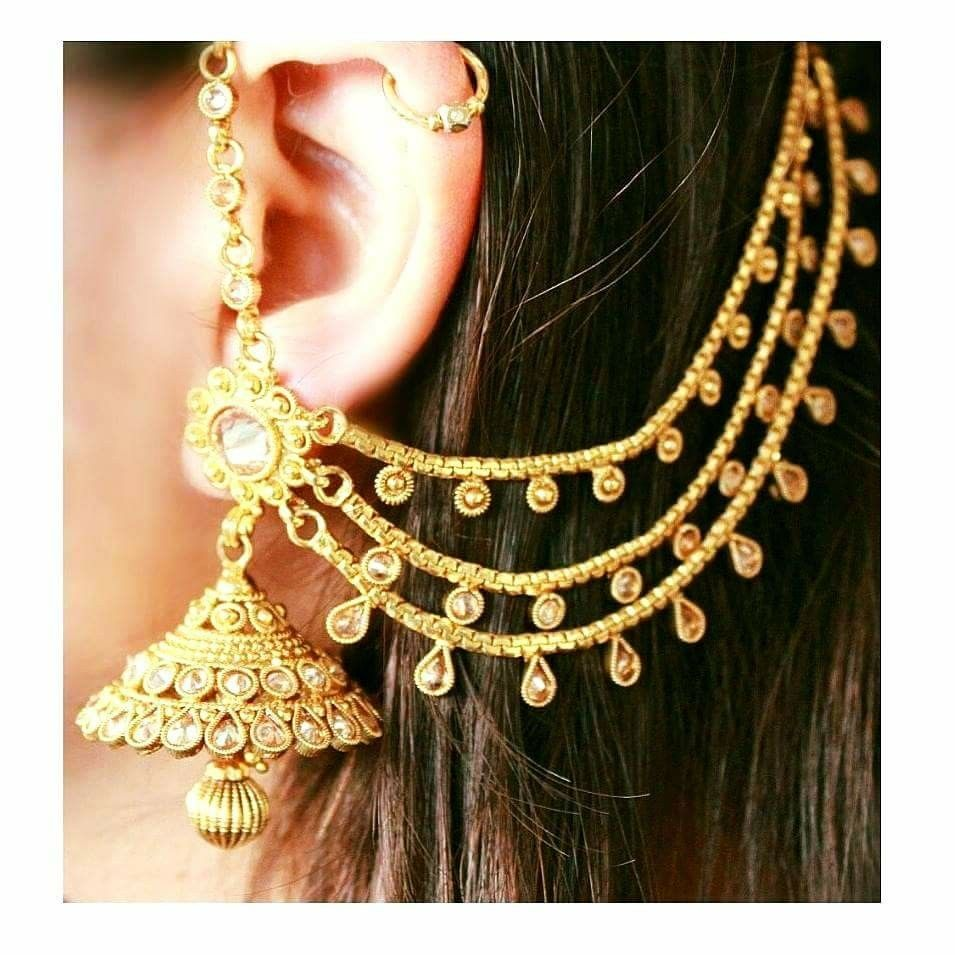 Pin by Shruti Lakhera on Jewelry | Pinterest | Indian jewelry ...