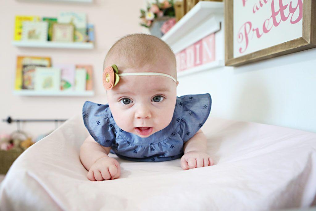 Photography · hey baby girl that headband