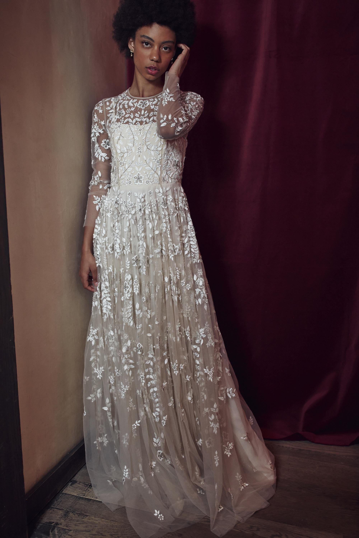Bhldn Bridal Wedding Dress Collection Spring 2019 Brides Marry