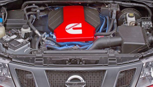 2016 Nissan Frontier  engine  NISSAN  Pinterest  Nissan and Engine
