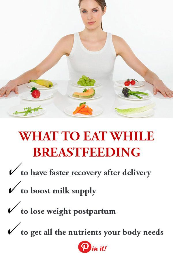 Breastfeeding Diet Guidelines What To Eat While -5639