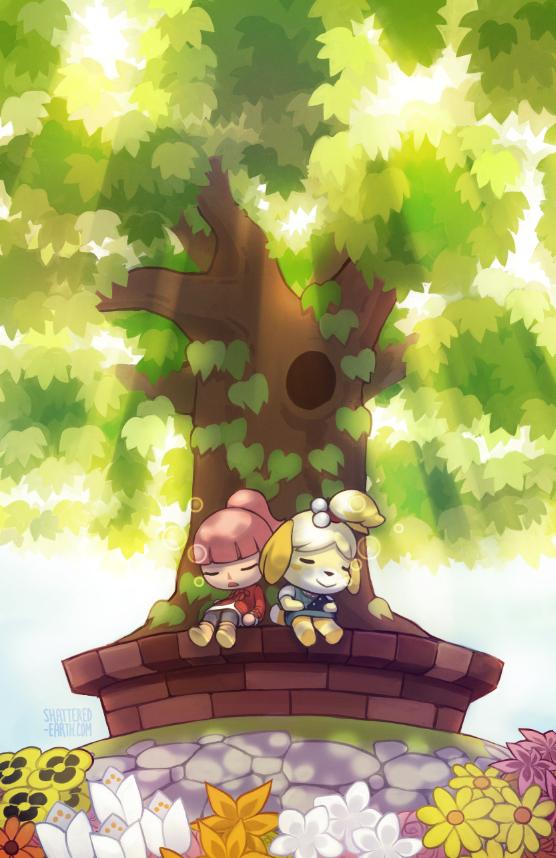 500 Days Of Summer By Shattered Earth Deviantart Com On Deviantart Animal Crossing Fan Art Animal Crossing Animal Crossing Wild World