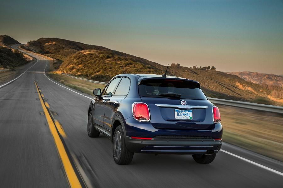2016 Fiat 500X In Photos Gallery Mazda CX3 And Fiat