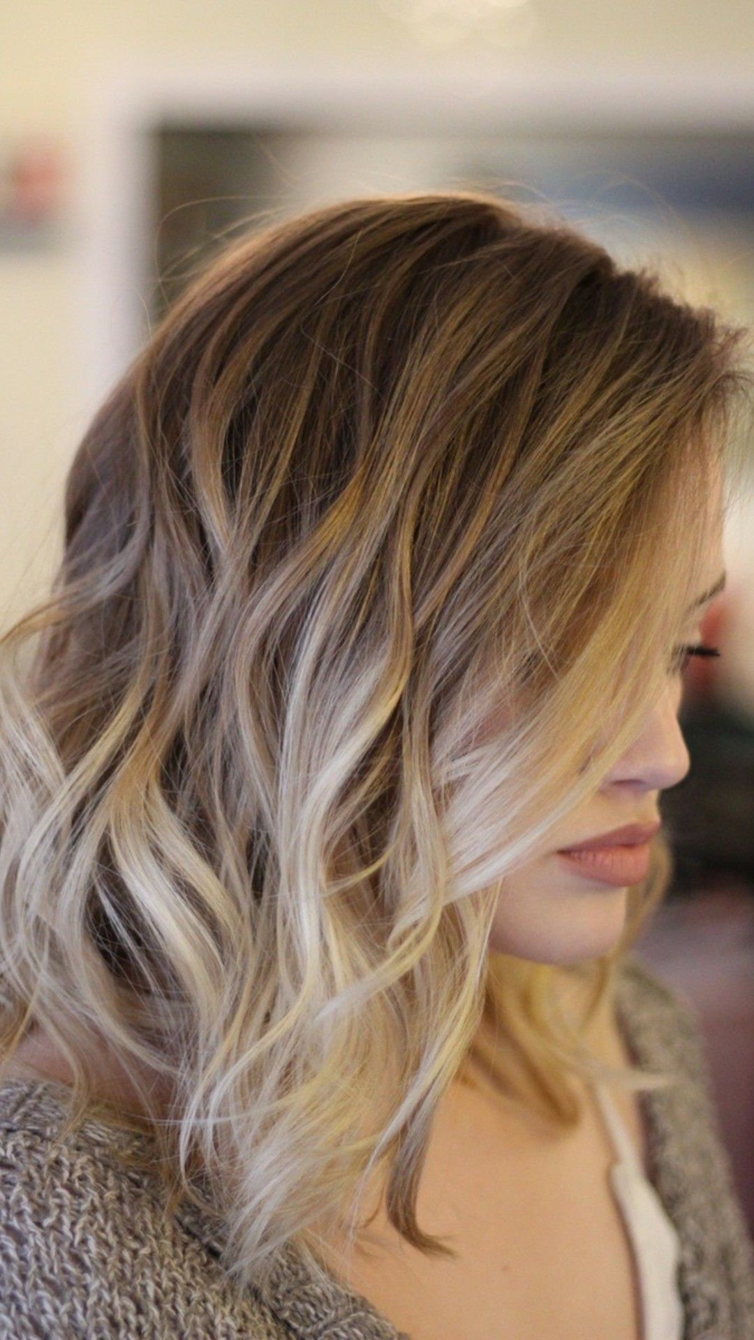 Pin by jaden vincent on hair pinterest hair makeup makeup and balayage hair blonde by rena solutioingenieria Gallery