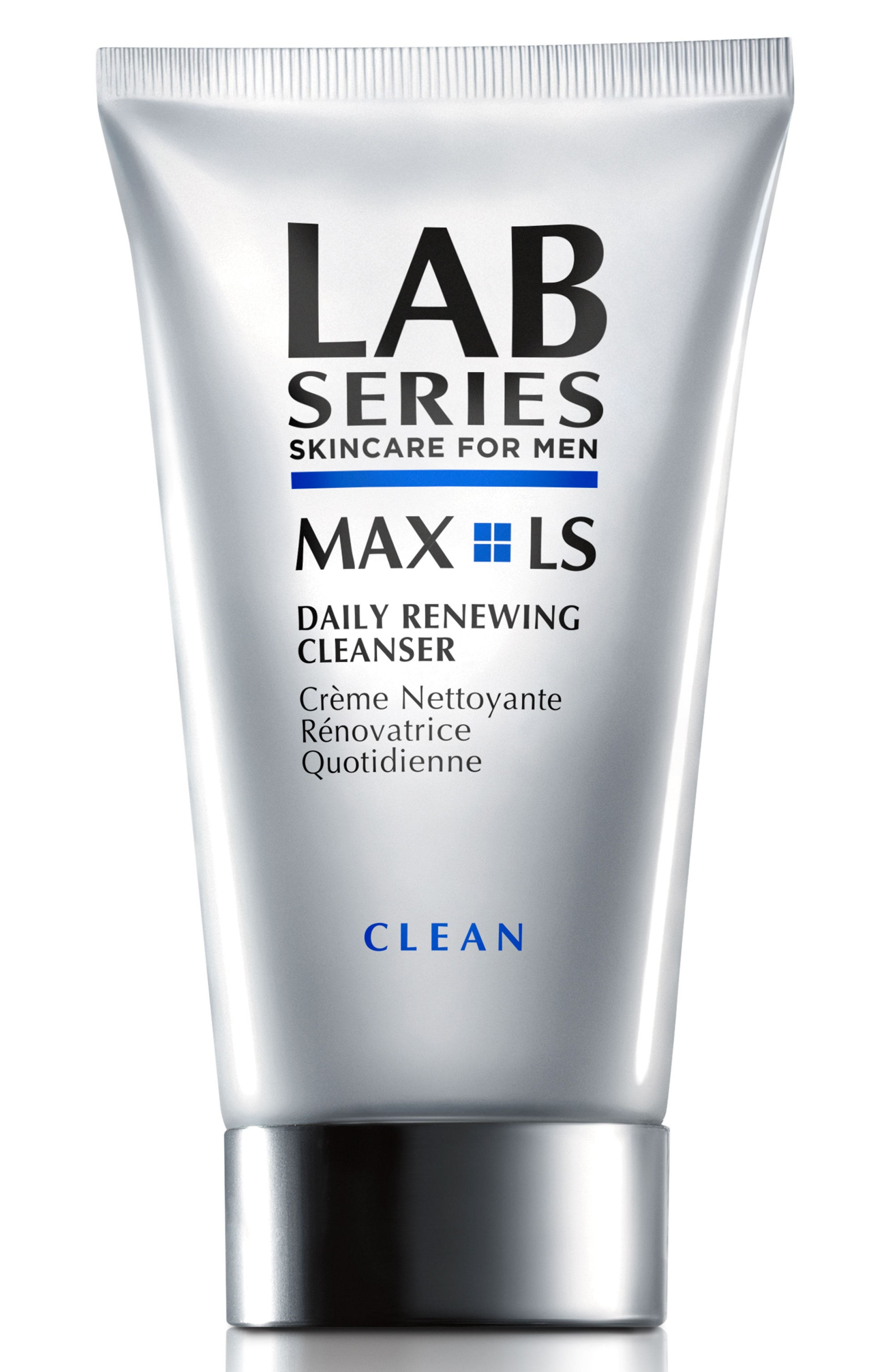 Lab Series Skincare For Men Max Ls Daily Renewing Cleanser Labseriesskincareformen Lab Series Cleanser Cream Cleanser