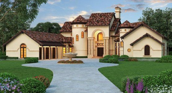 House Plan 015 6564