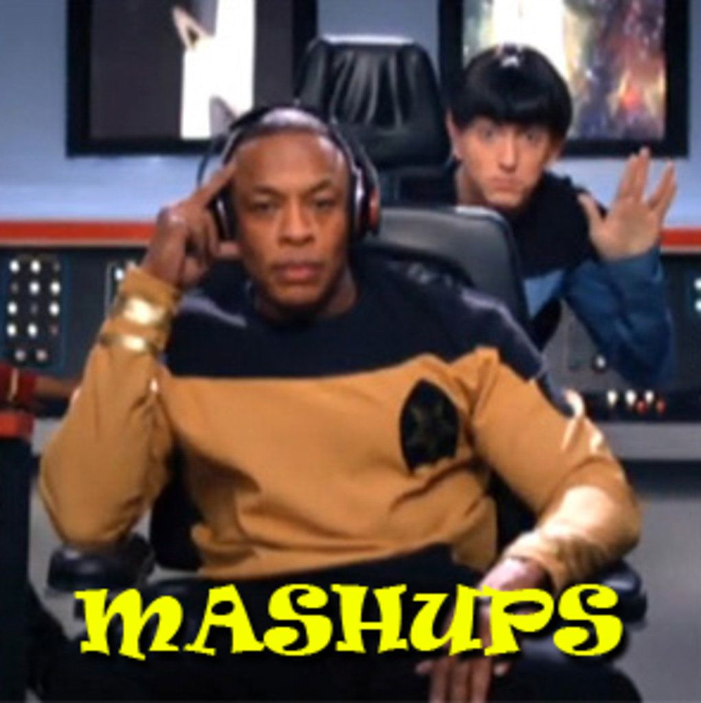 Rap HipHop and RnB Mashups, another playlist I made on 8tracks