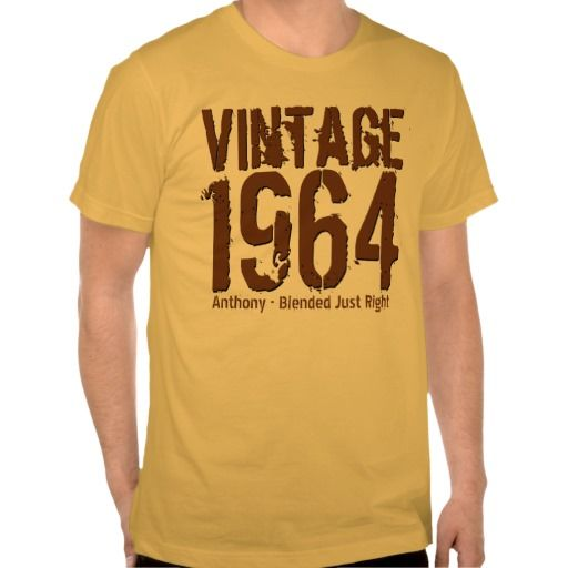 ==>>Big Save on          	50th Birthday Gift Best 1964 Vintage Blend V21 Tee Shirts           	50th Birthday Gift Best 1964 Vintage Blend V21 Tee Shirts We have the best promotion for you and if you are interested in the related item or need more information reviews from the x customer who are o...Cleck See More >>> http://www.zazzle.com/50th_birthday_gift_best_1964_vintage_blend_v21_tshirt-235765754944513751?rf=238627982471231924&zbar=1&tc=terrest