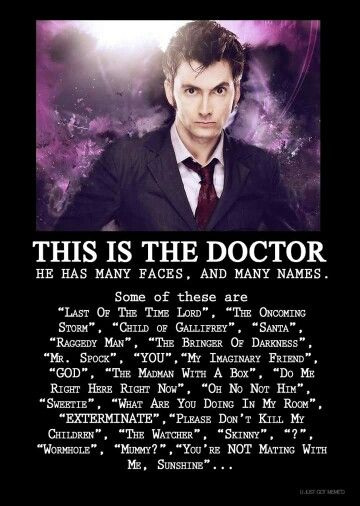 This is The Doctor