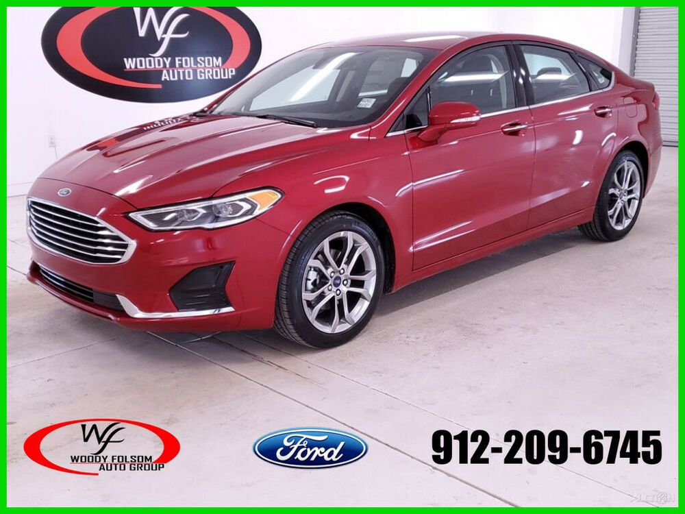 2020 Ford Fusion SEL 2020 SEL New Turbo 1.5L I4 16V