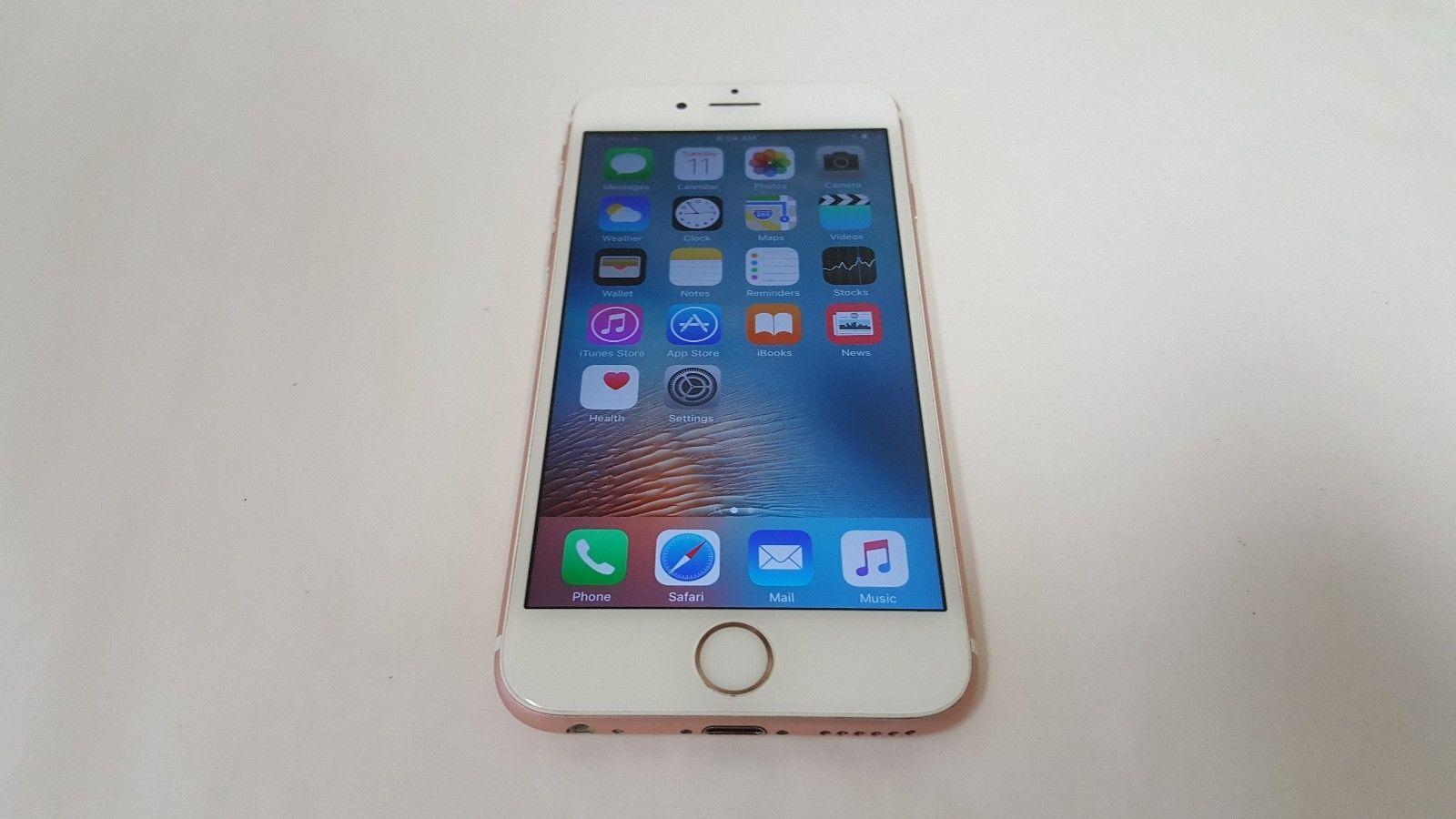 Apple iPhone 6s (Latest Model) - 16GB - Rose Gold (Sprint) Smartphone Clean ESN | eBay