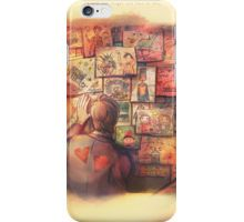 I Will Not Forget One Line of This - Doctor Who iPhone Case/Skin