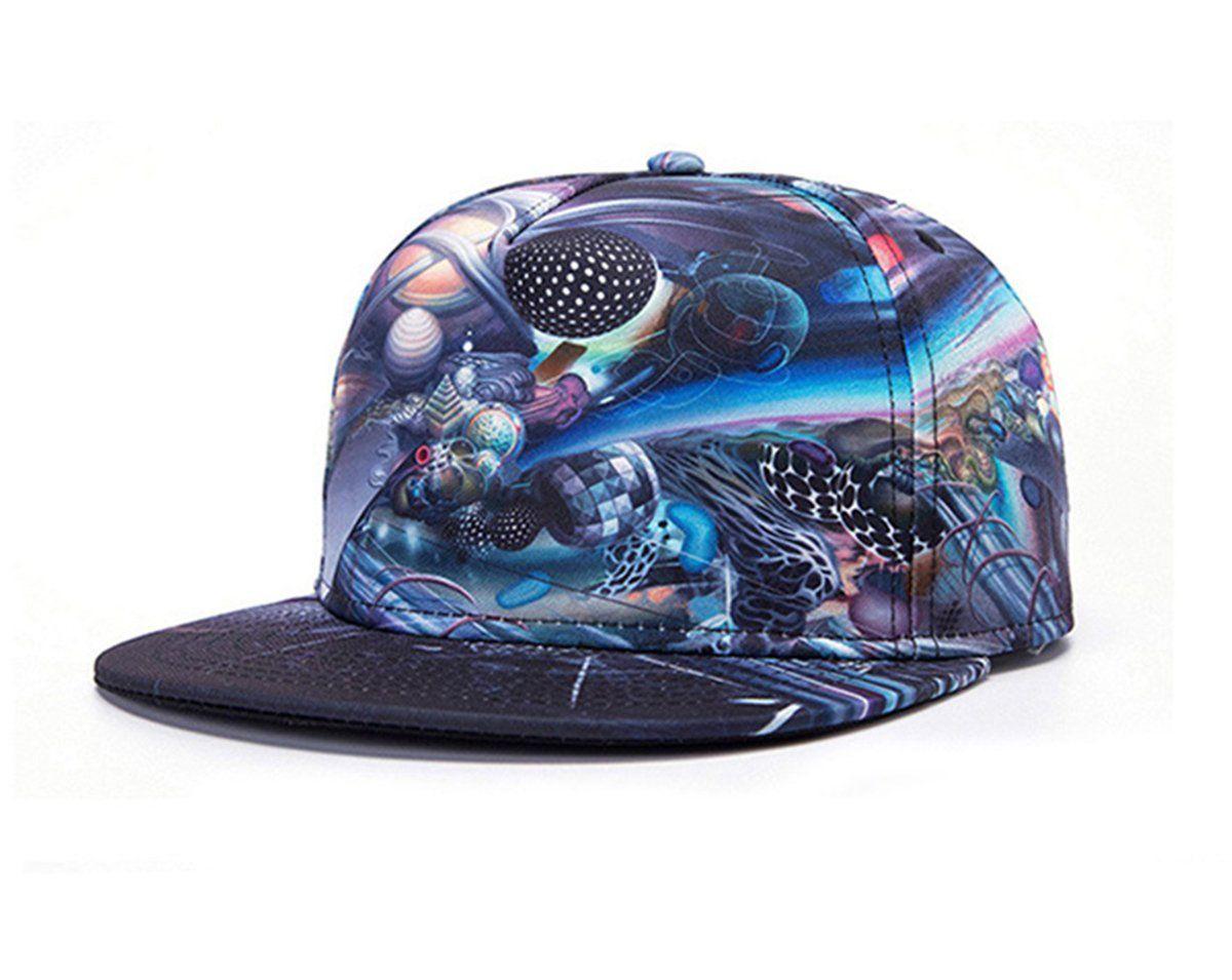 452ffa50 WYZ 3D Premium snapbacks caps, Fantastic 3D printing Design, hip hop ...