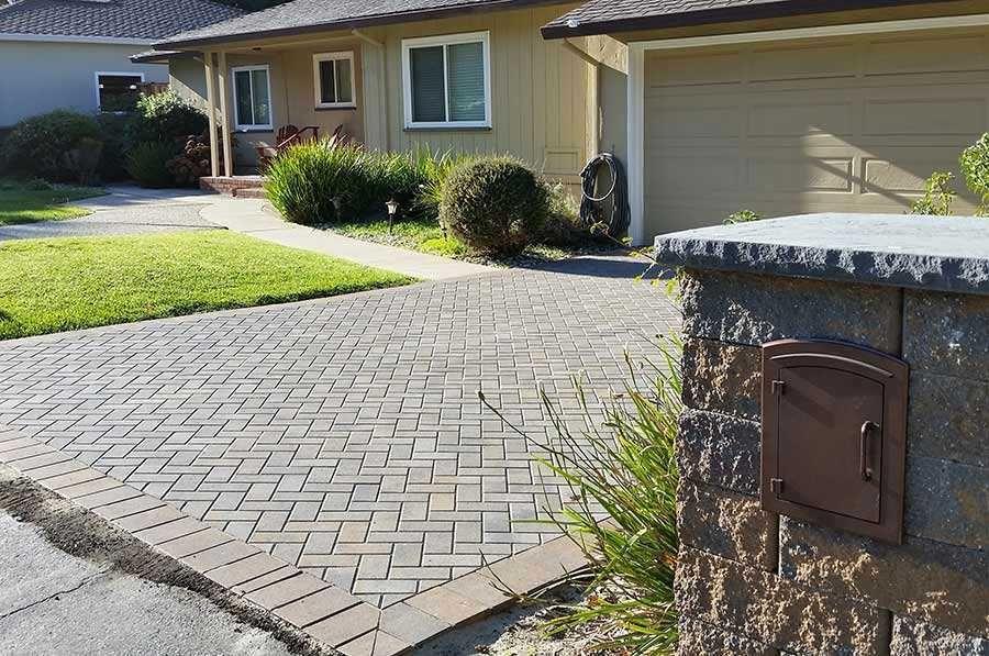 Paver Stone Driveway Design 2 Stone Driveway Paver Stones Driveway Design