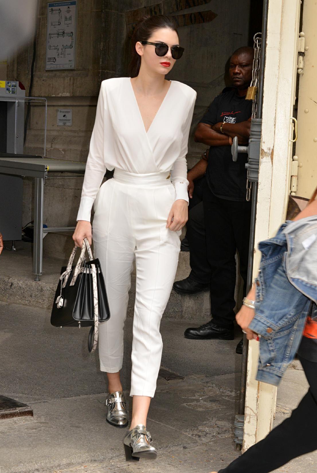 9a65bef0bdeb Street style  les plus beaux looks de Kendall Jenner - Elle Québec