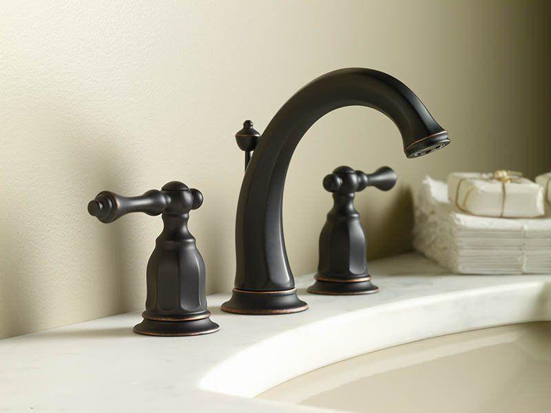 kohler shower faucets oil rubbed bronze | table | Pinterest | Kohler ...