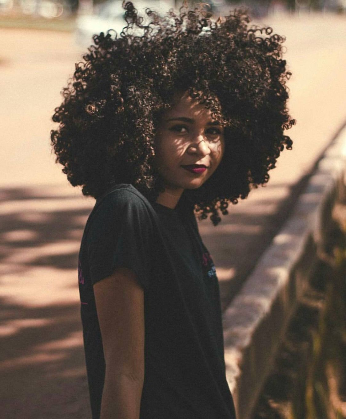 Carefree curls | Natural Hair Growth | Pinterest | Natural, Curly ...