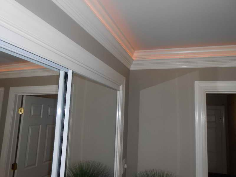 Ceiling Molding Design Ideas adding a coat of paint can bring any bare wall to life however installing trimwork specifically crown molding moulding adds a touch of elegance to Crown Molding Ideas Crown Molding Ideas For Ceiling Decorations