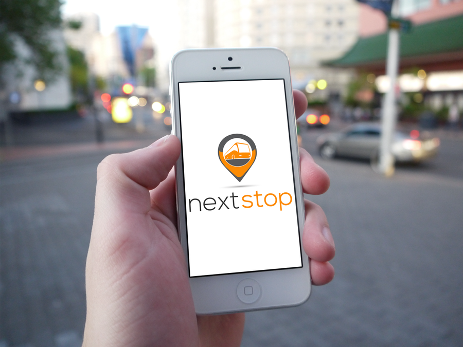 Create a logo for a company making an app for tourists! by