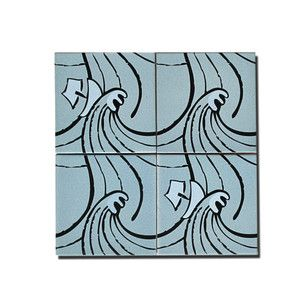 Waves Tiles 4Pk, 42€, by Bussoga from Catalonia !!