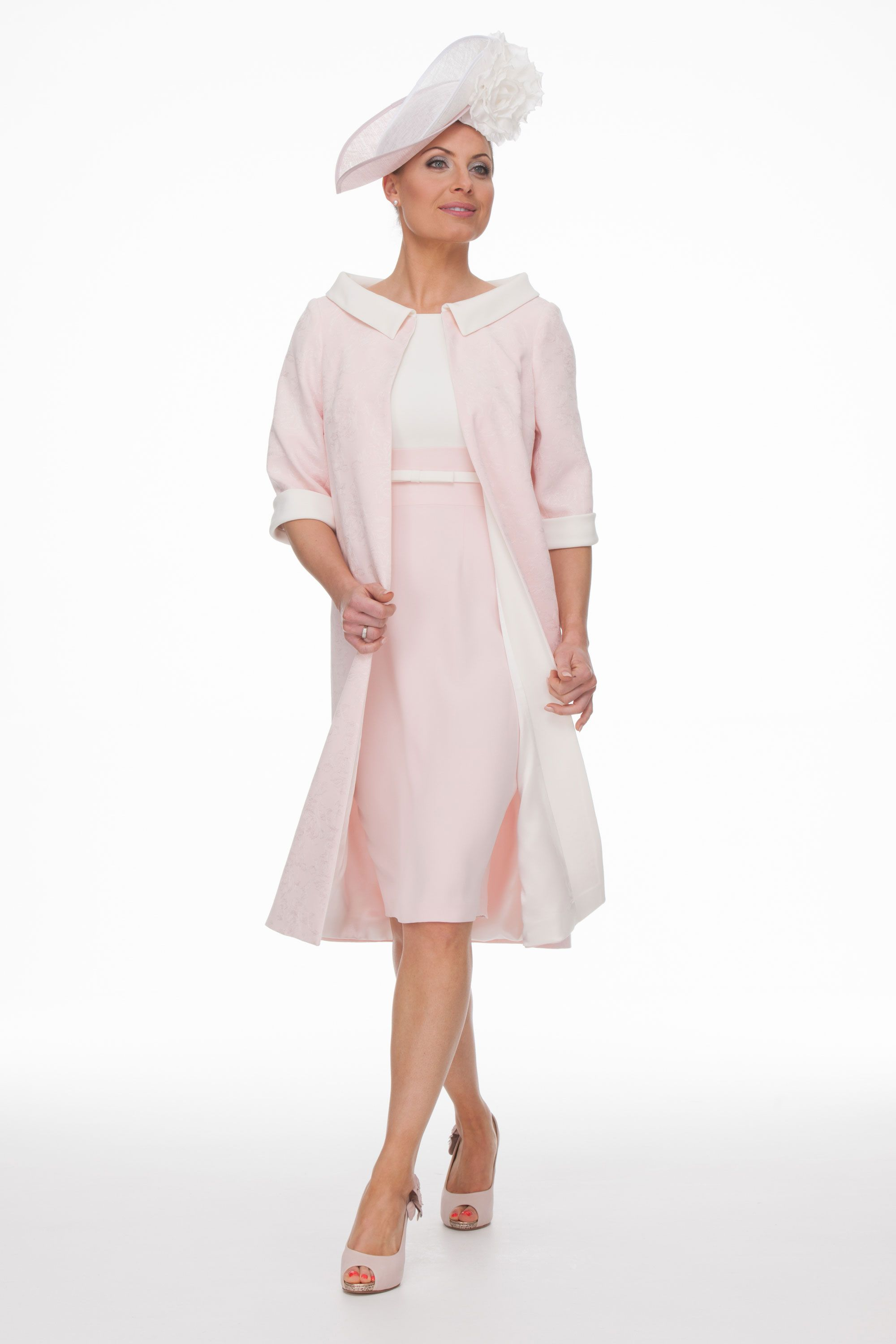 Mother Of The Bride London Joyce Young Collections Sixties Fashion Fashion Dresses Young Mother Of The Bride