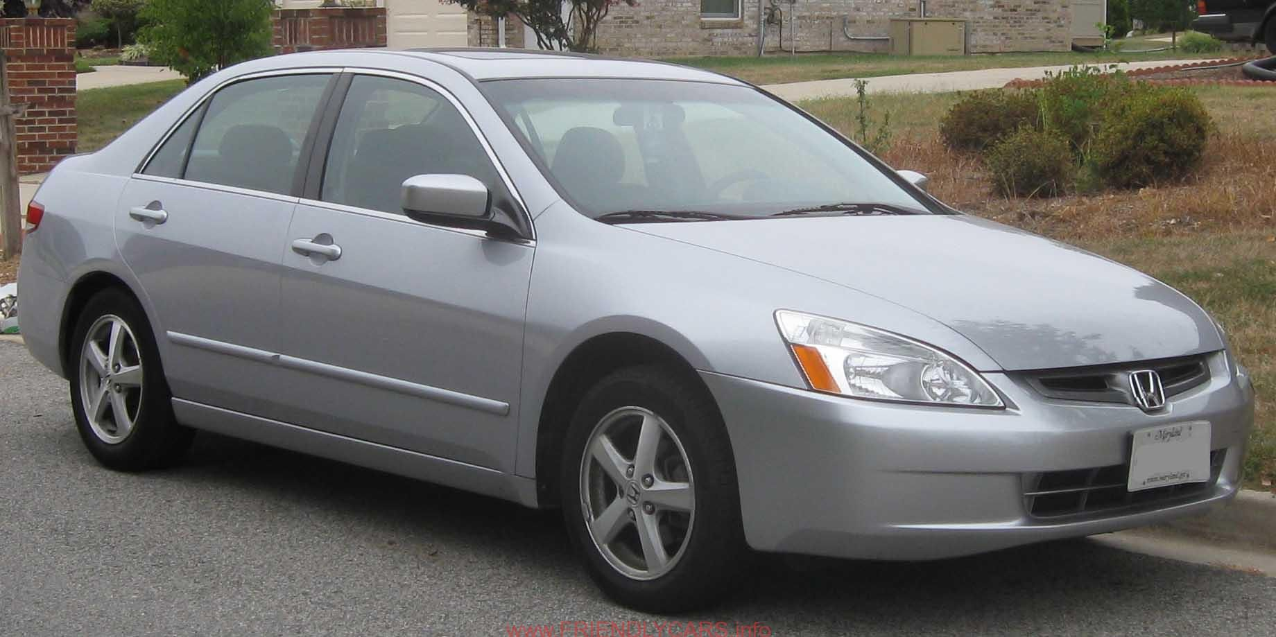Awesome Honda Accord 2006 Modified Car Images Hd North America Seventh Generation Wikipedia The